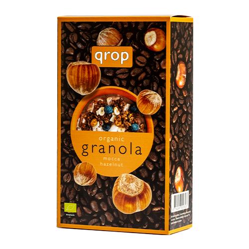 グラノラ コーヒー&ヘーゼルナッツ